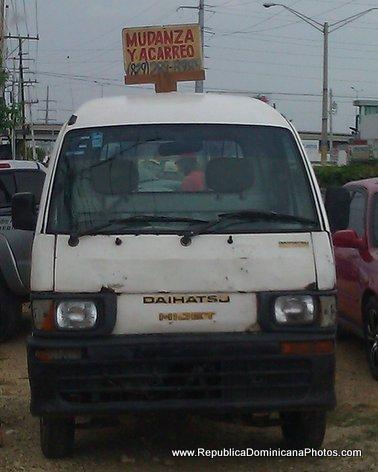Daihatsu Hijet - Mudanza Y Acarreo