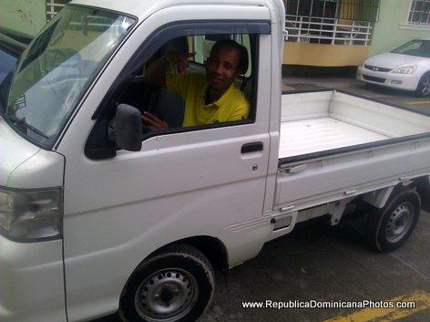 2007 Daihatsu Hijet - Dominican Republic