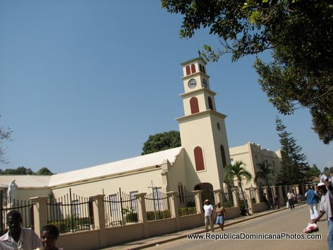 Iglesia Church In Dajabon Dominican Republic
