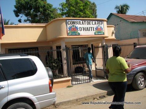 Haitian Consulate Dajabon Dominican Republic